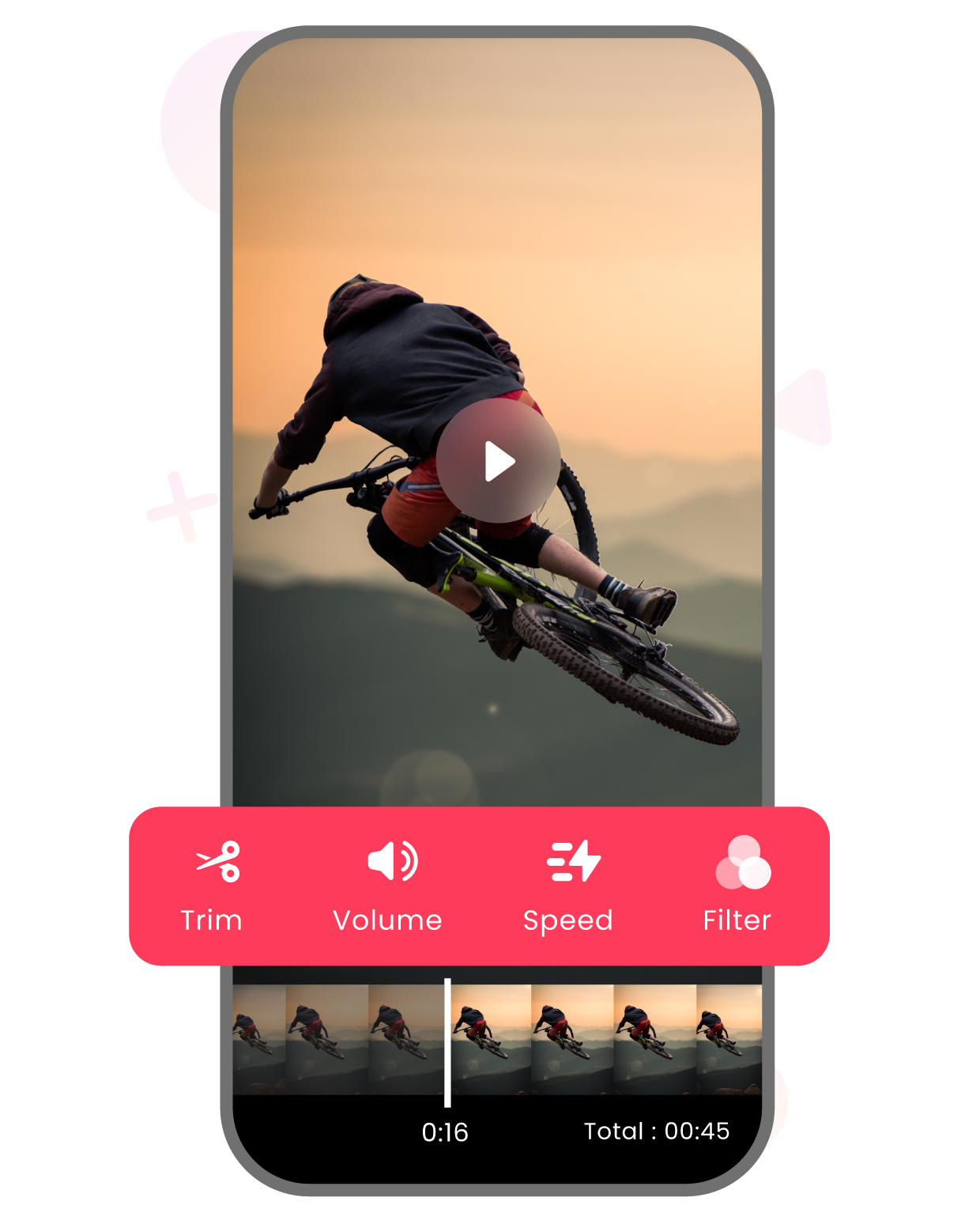 Screen Recorder app for iPhone with Built in Video Editor