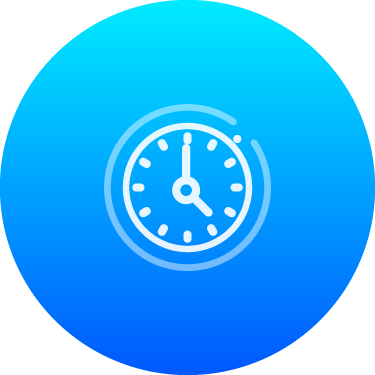 Clock widget for iphone