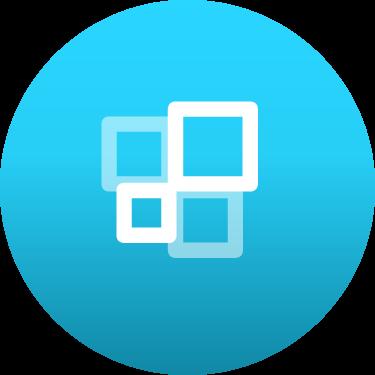 Custom widget app for iPhone