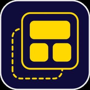 Color Widget App for iPhone