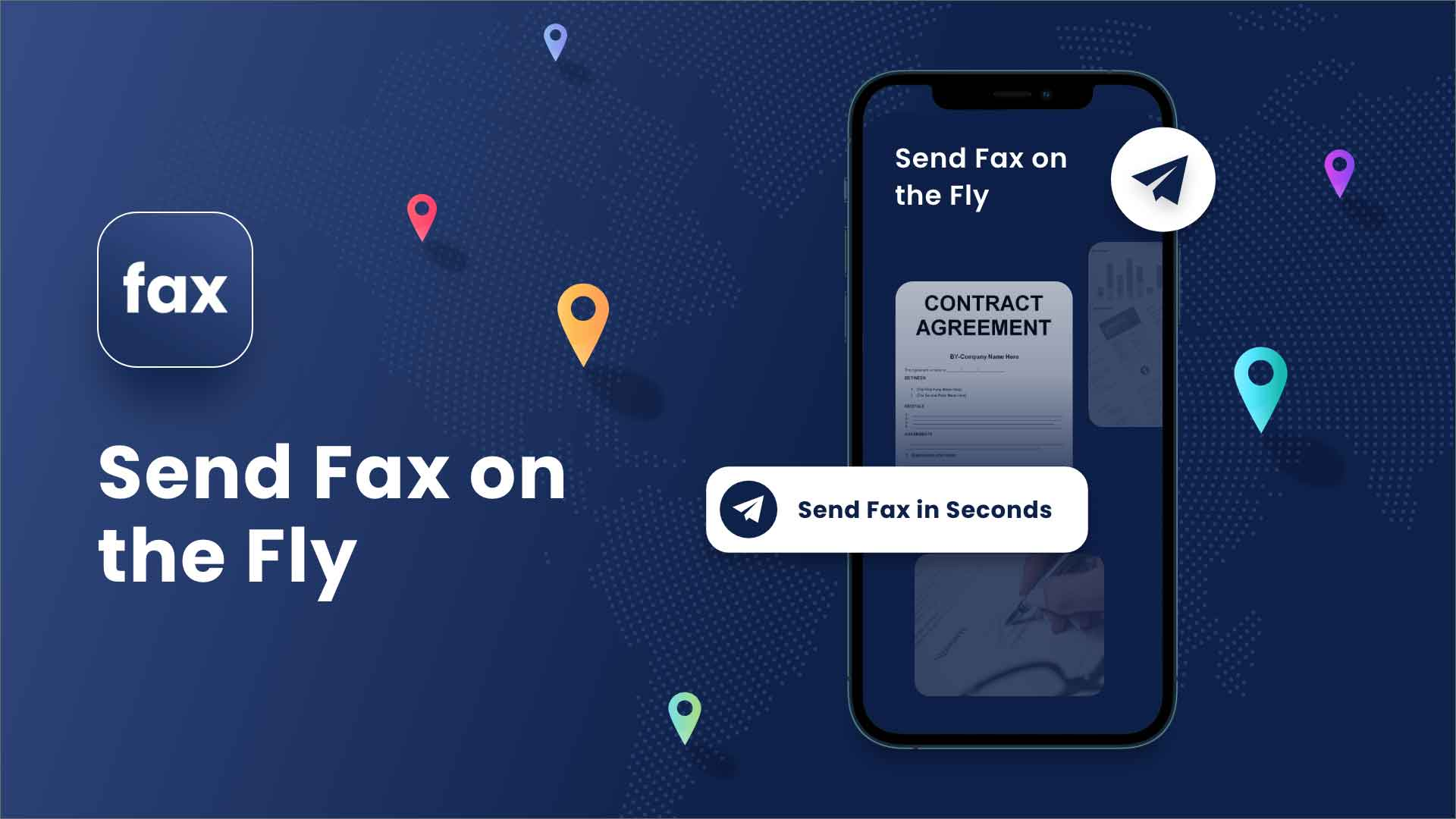 Send Fax from iPhone