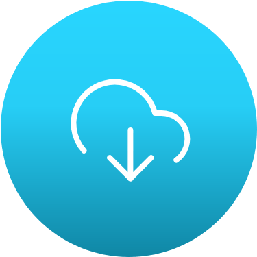 Import image from cloud library on your iPhone