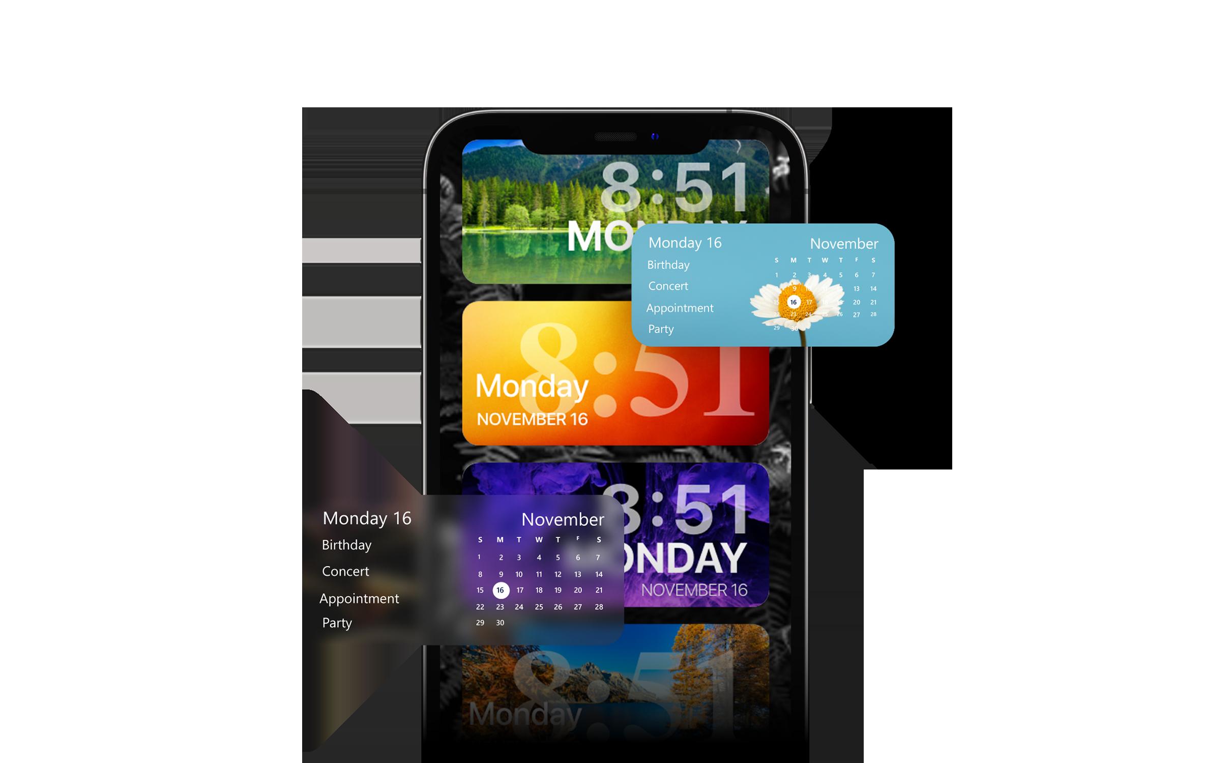 Best Color Widget App for iPhone