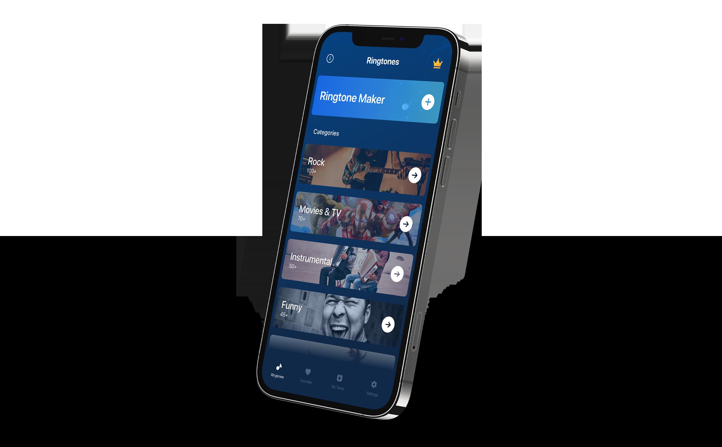 Best iPhone Ringtone Maker App