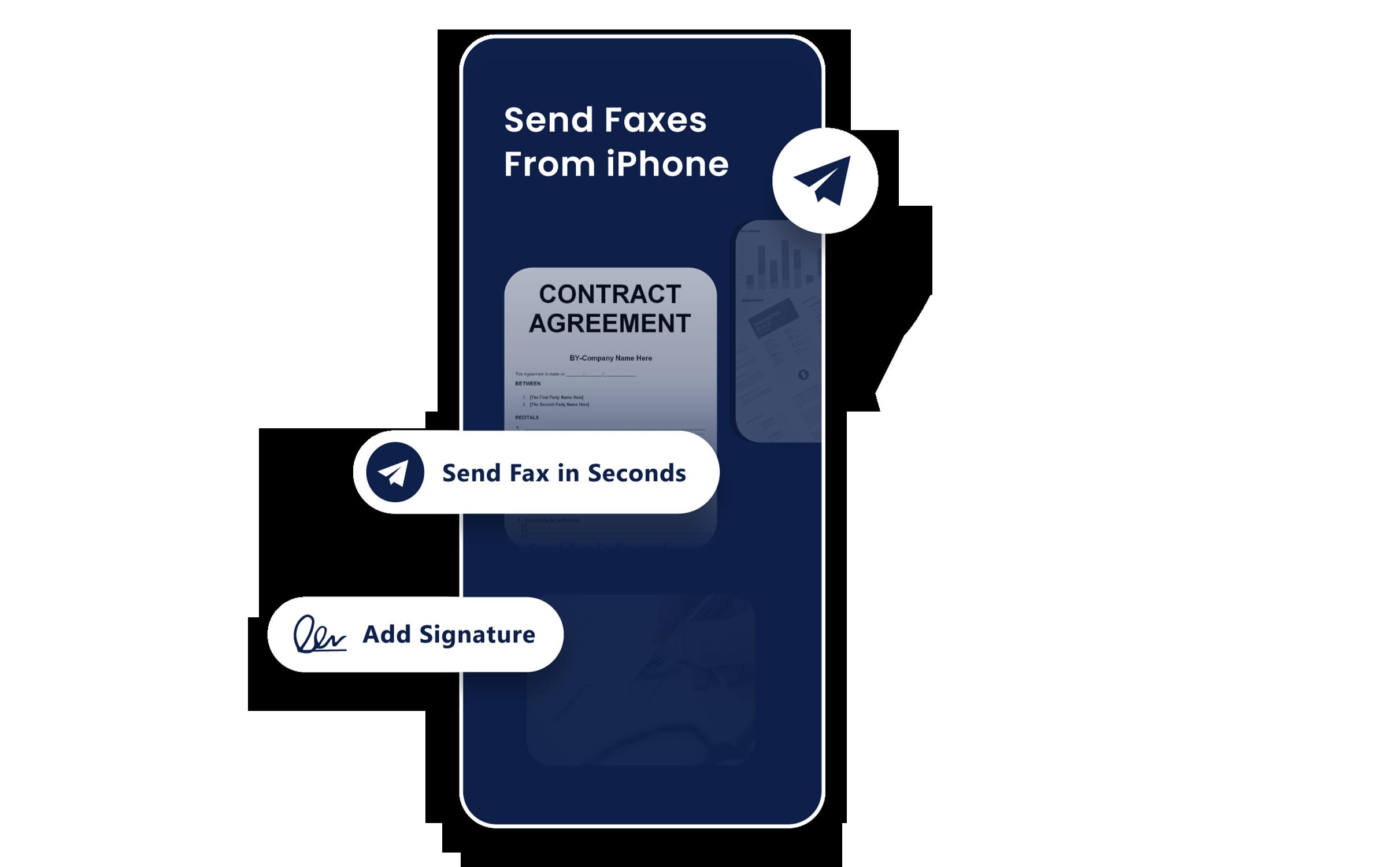 Best Fax Sending App for iPhone