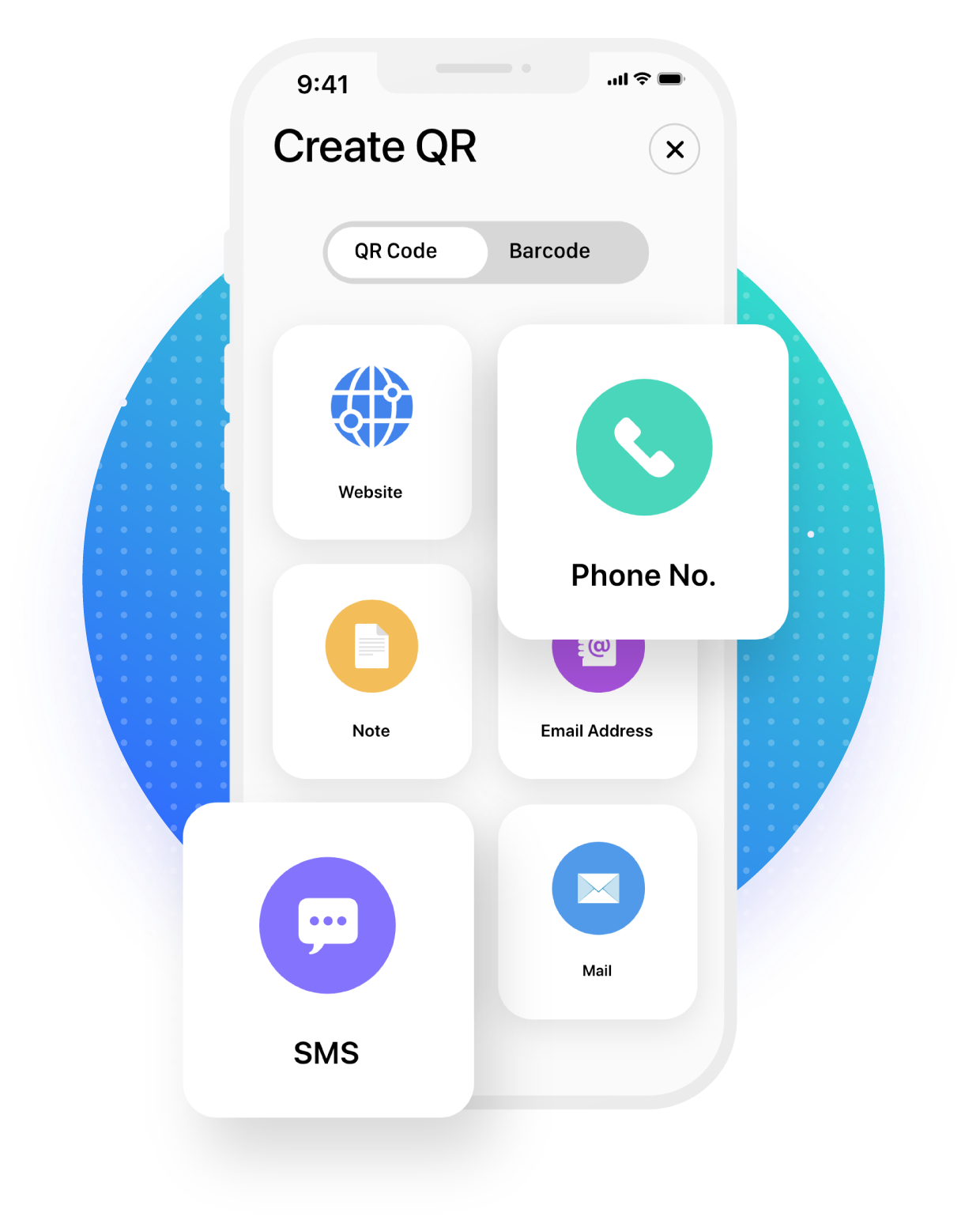 QR Code Reader iPhone App Premium Features