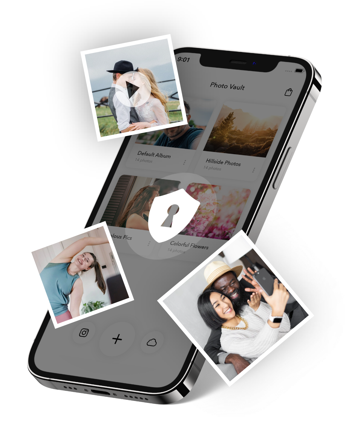App Lock Protection with Photo Safe Vault – Private Pic