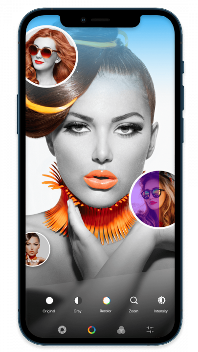 photo editor features