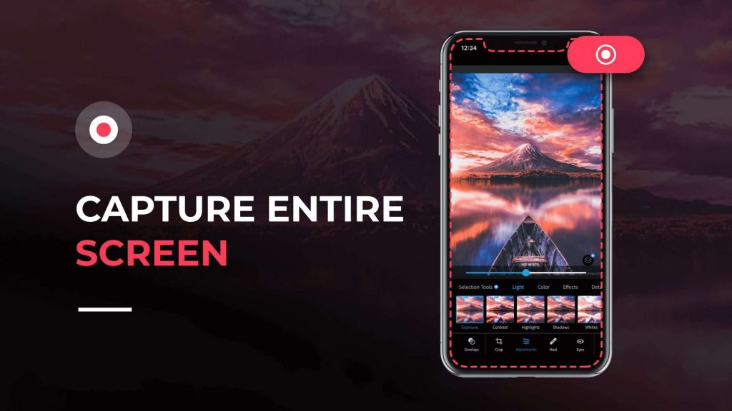Best Screen Recorder for iPhone   Capture, Edit, &  Share Videos