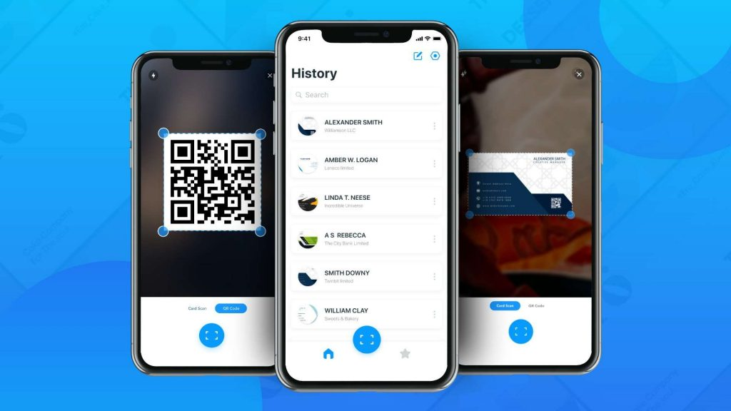 Best Business Card Scanner for iPhone