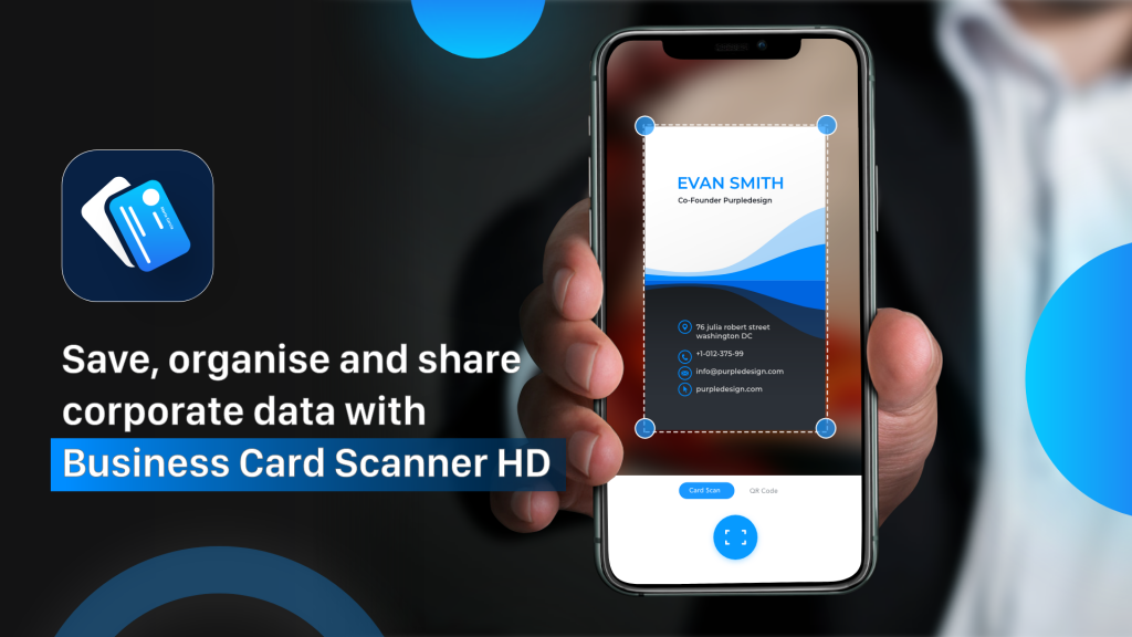 Best Business Card Scanner for iPhone to Safely Share and Organize Corporate Credentials