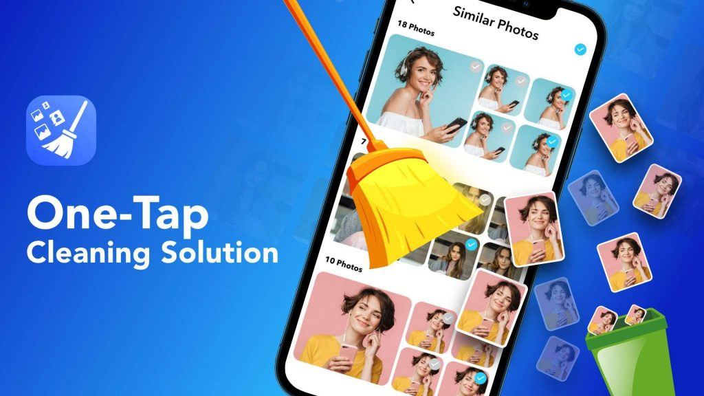 How to delete duplicate photos & contacts with Cleaner for iPhone to boost mobile performance?