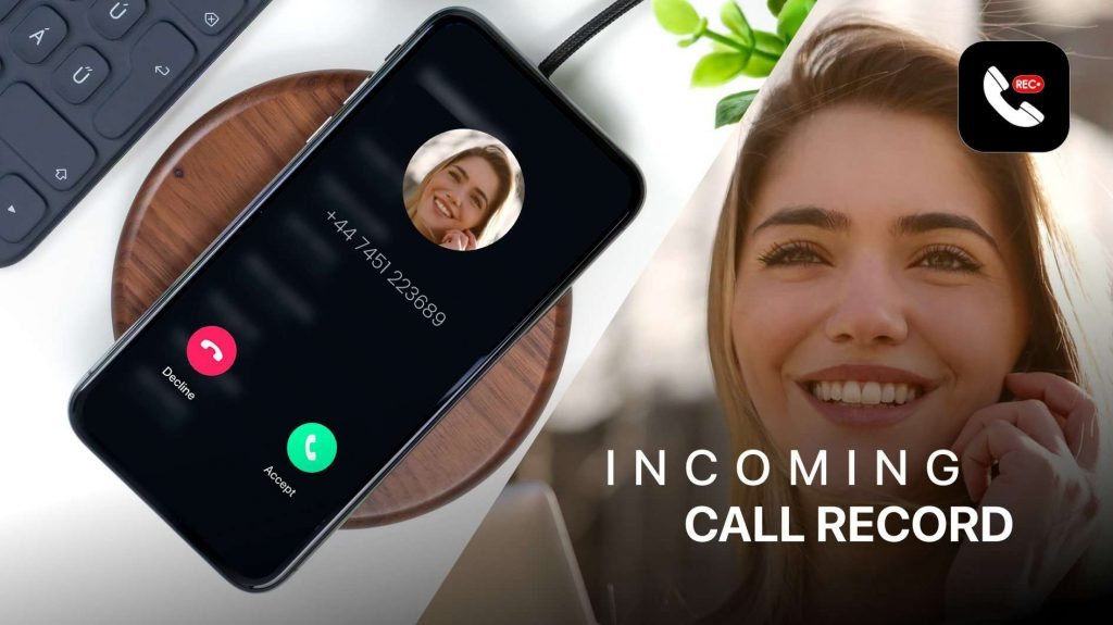 Incoming call record