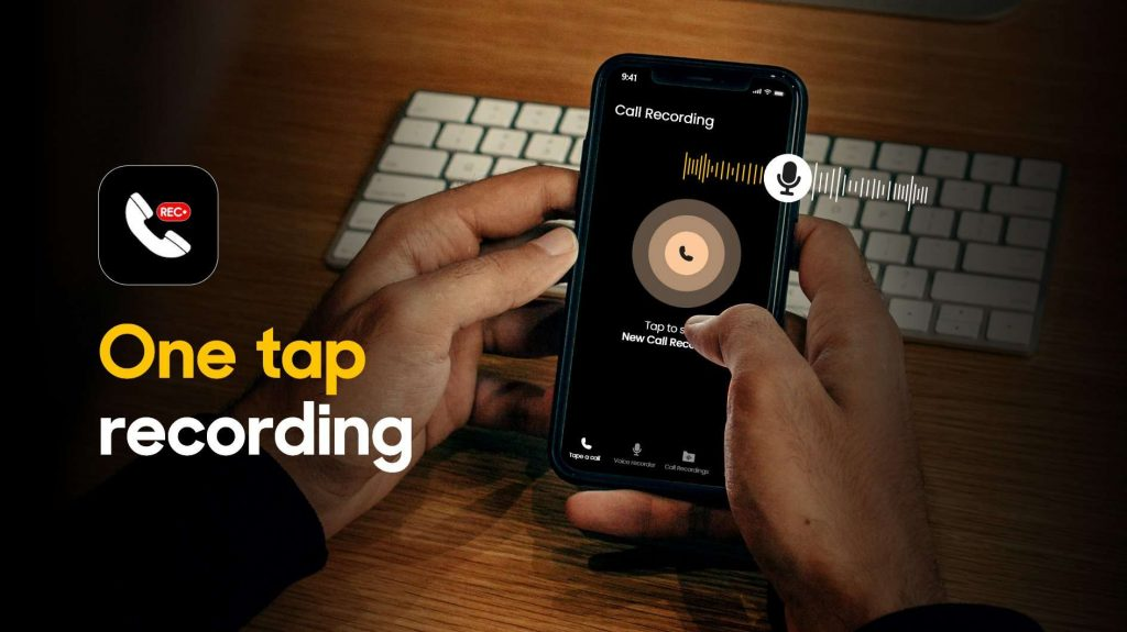 incoming and outgoing call recording on iPhone