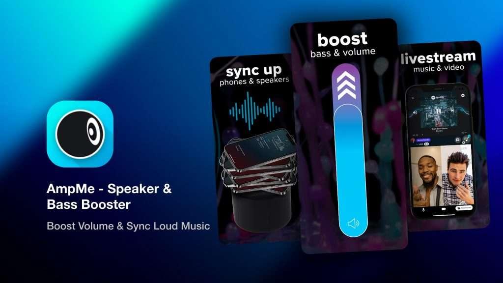 AmpMe - Speaker & Bass Booster