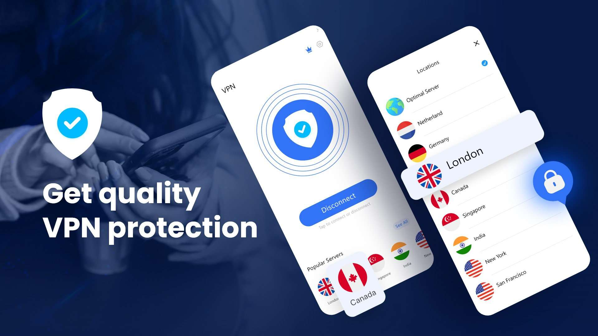 Get a vpn for quality protection