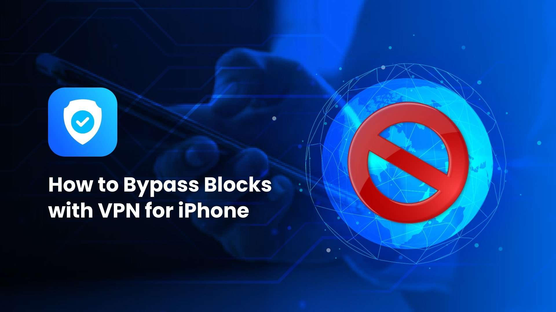 Undetectable VPN on iPhone