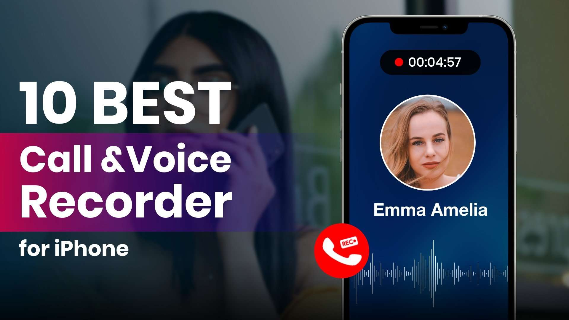 free call recorder apps for iPhone