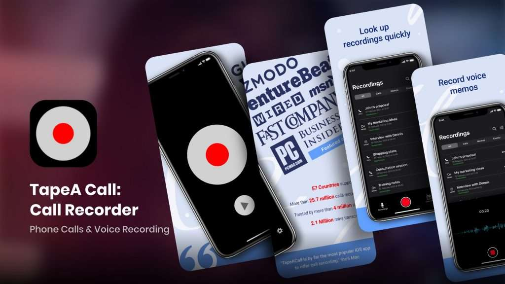 TapeACall Call Recorder