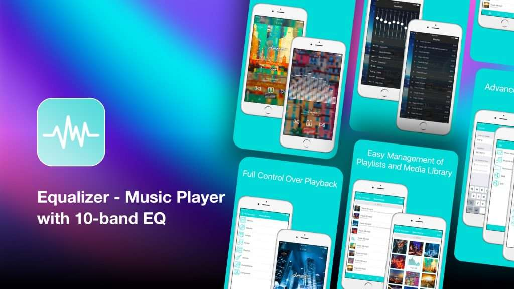 Equalizer - Music Player
