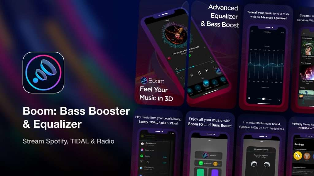 Boom: Bass Booster & Equalizer