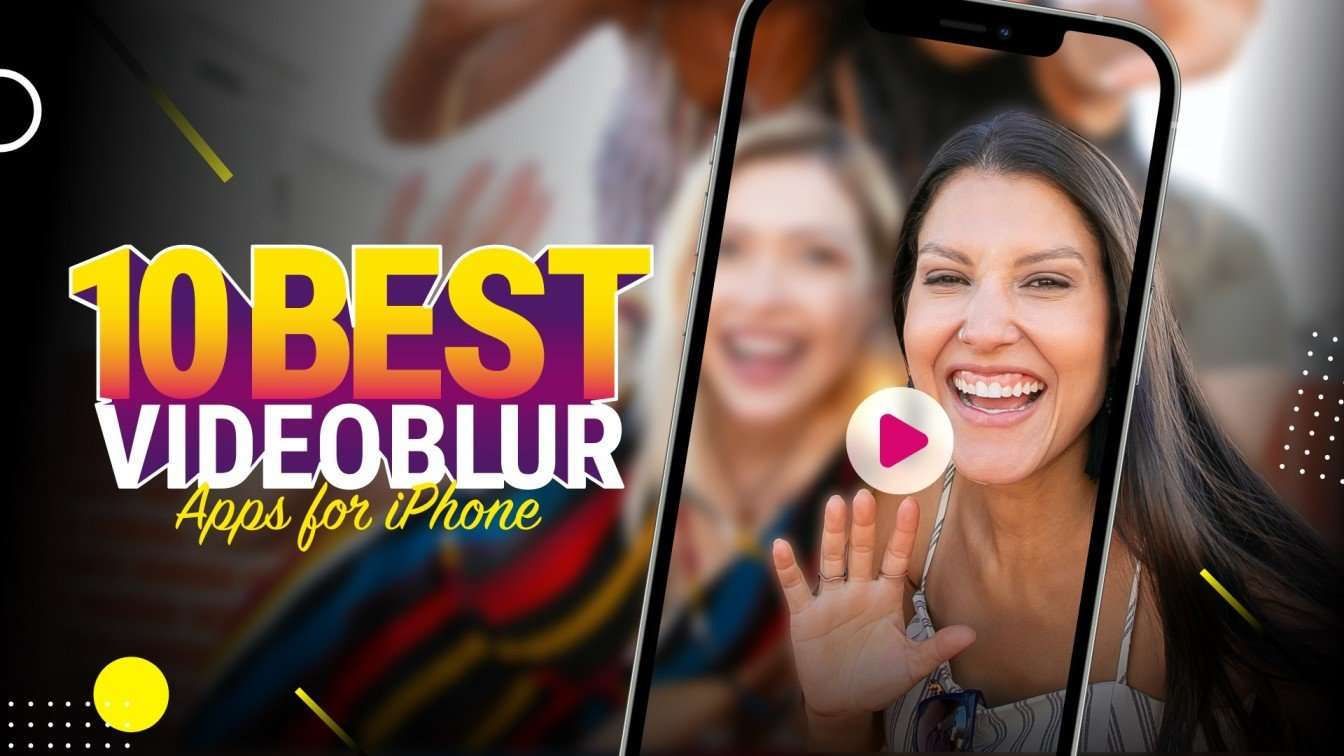 Best Video Blur App for iPhone