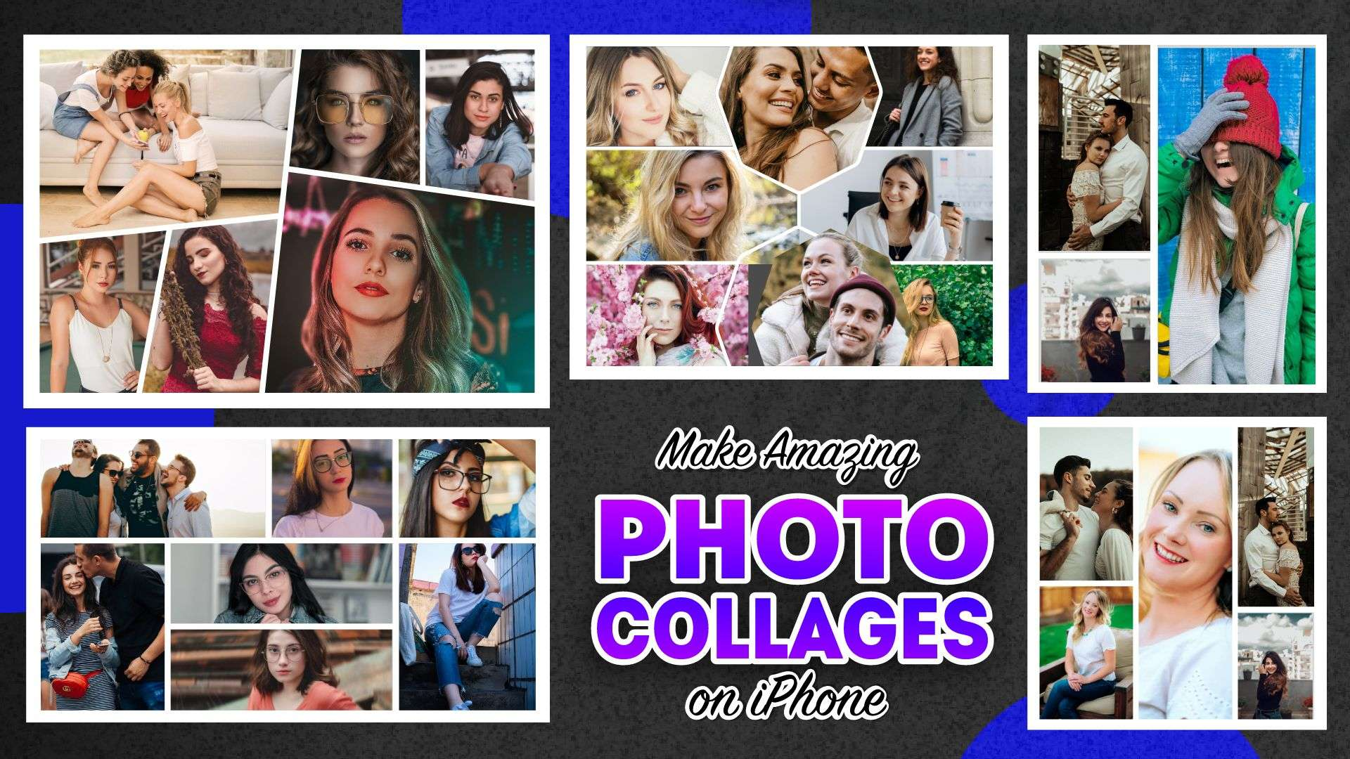 How to Make a Photo Collage on iPhone ...
