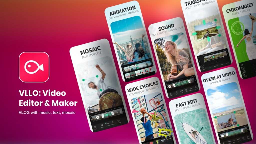 VLLO - Video Editor & Maker