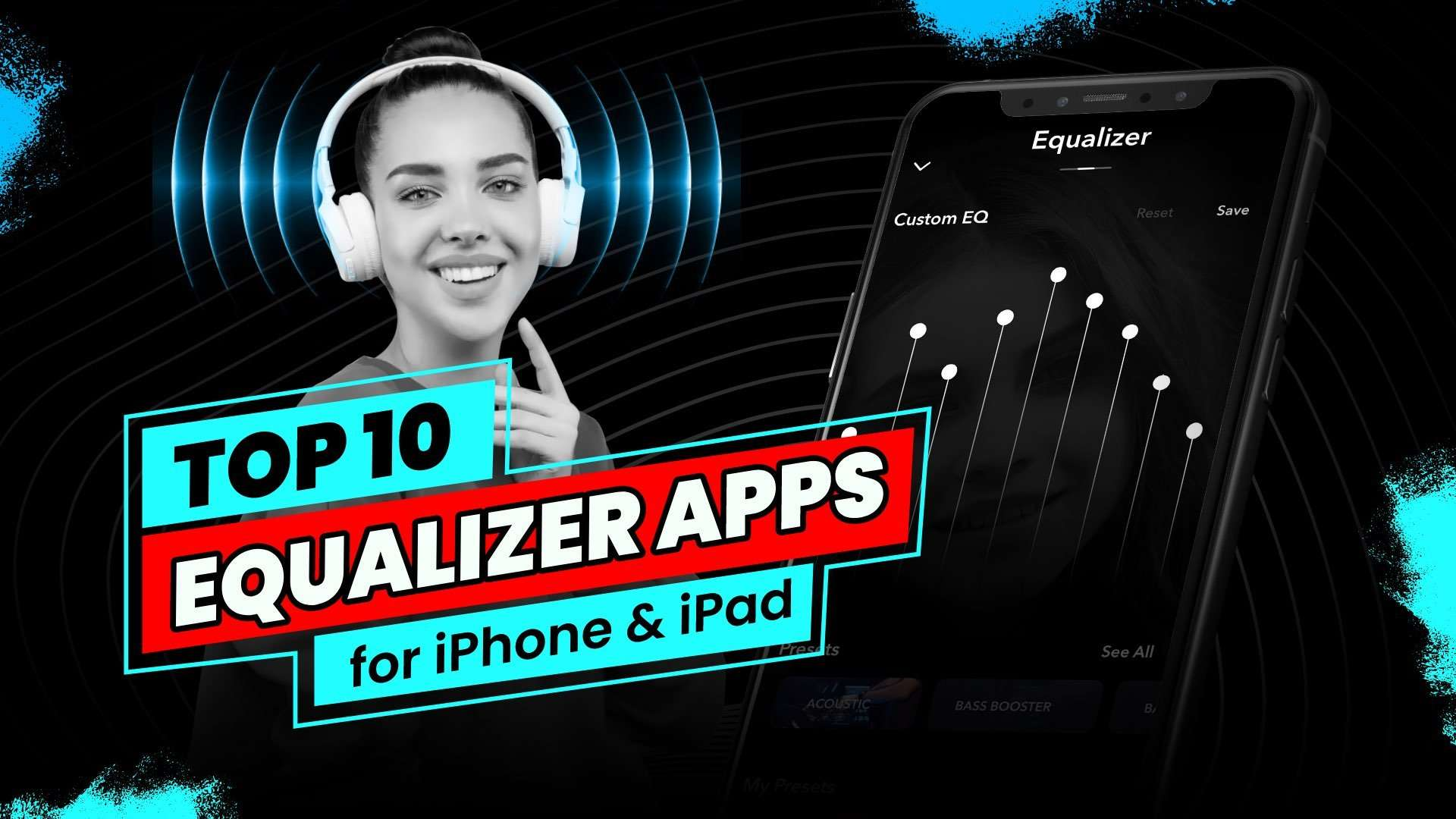 10 Best Free Eq Apps for iPhone with 3D Surround Sound Effects