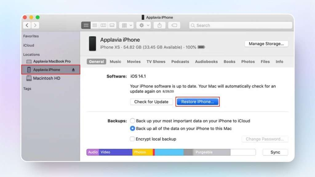 how to restore permanently deleted photos