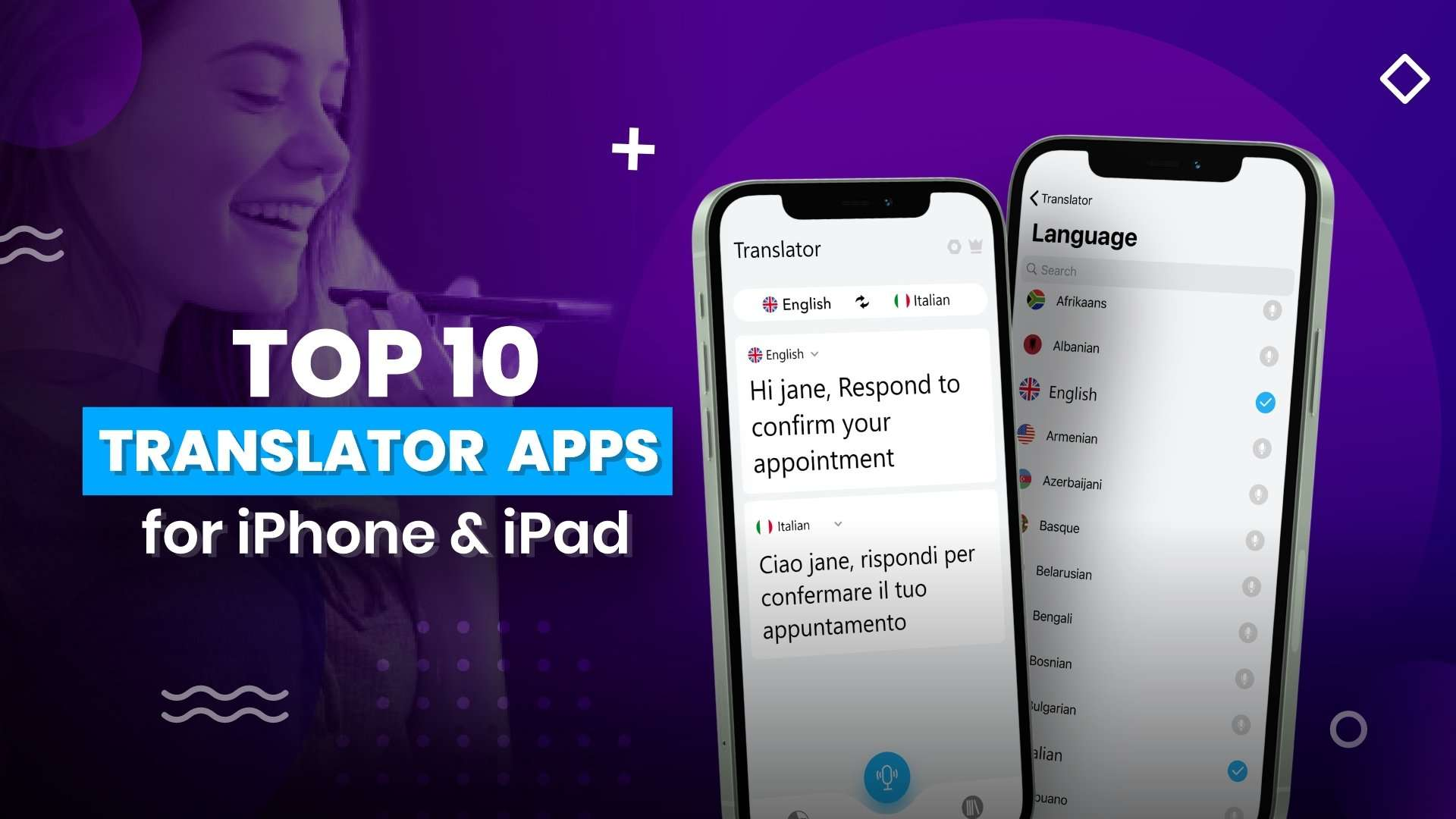 Best translation apps for iPhone