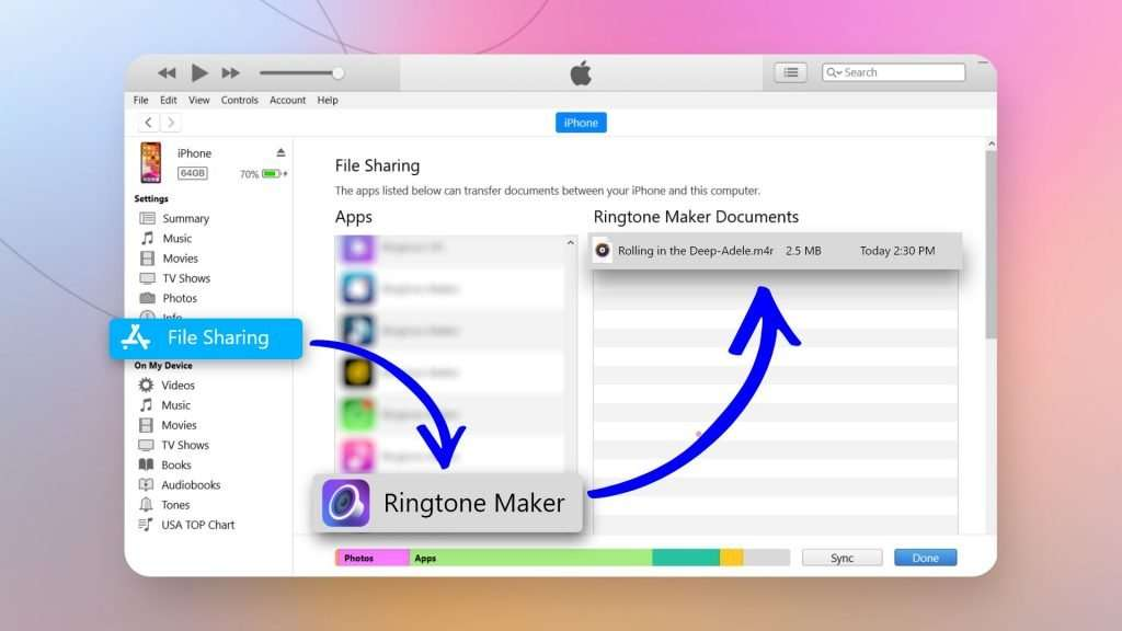 how to add ringtone to iPhone | add ringtone to iTunes