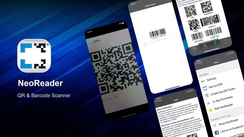 Neo Reader QR & Barcode Scanner