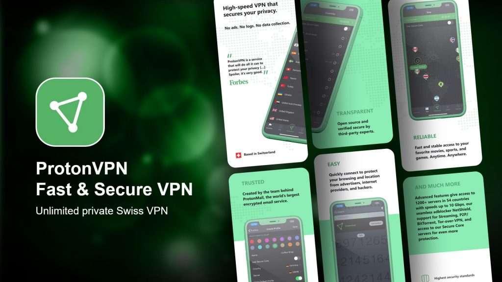 ProtonVPN Fast & Secure VPN