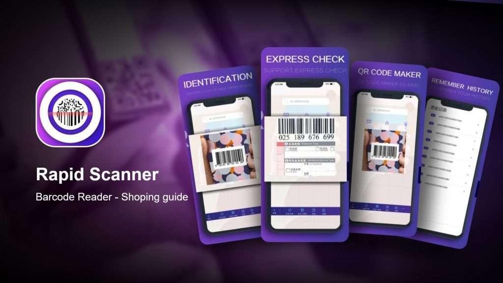 Rapid Scanner QR Code Reader