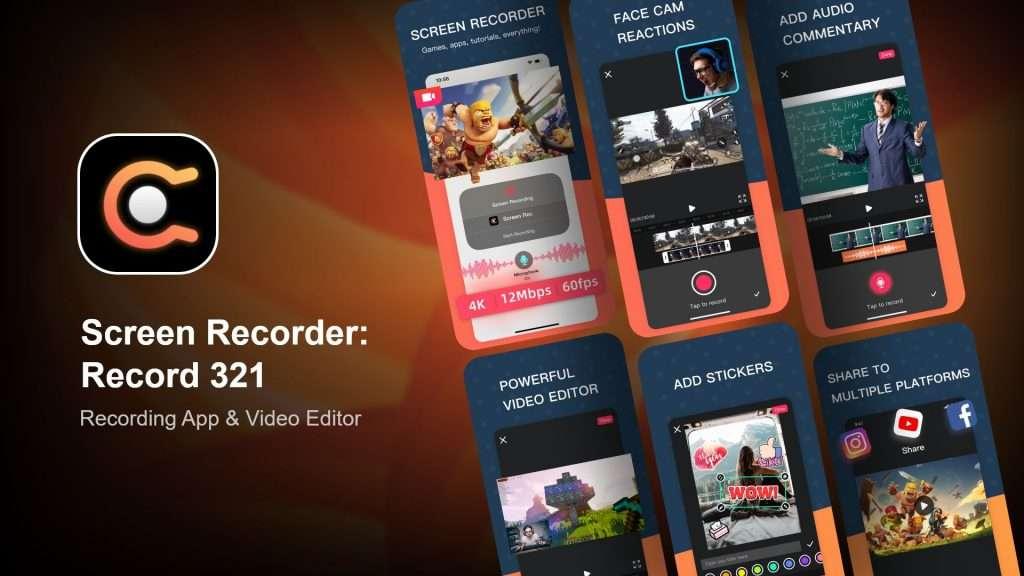 Screen Recorder - Record 321