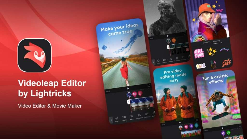 Videoleap Editor by Lightricks