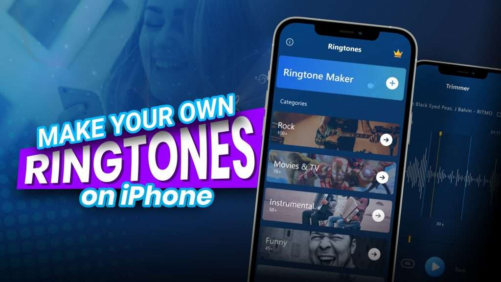 How to make a ringtone on iPhone