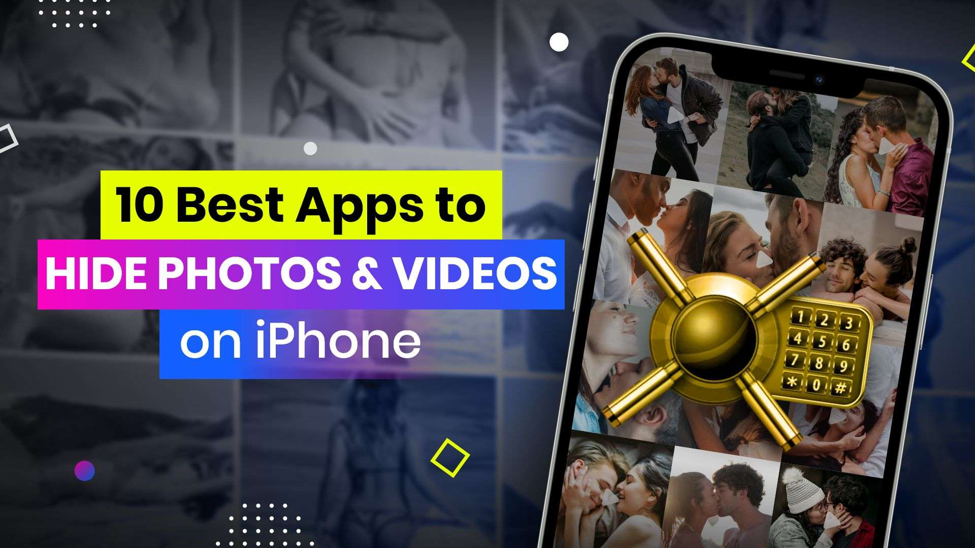 Apps to hide photos