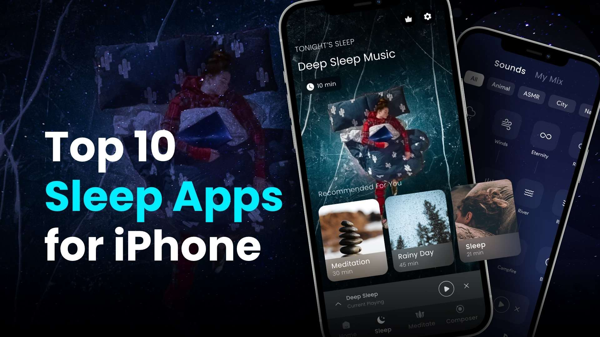 Best Sleep Apps for iPhone