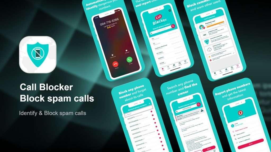 Call Blocker Block spam calls