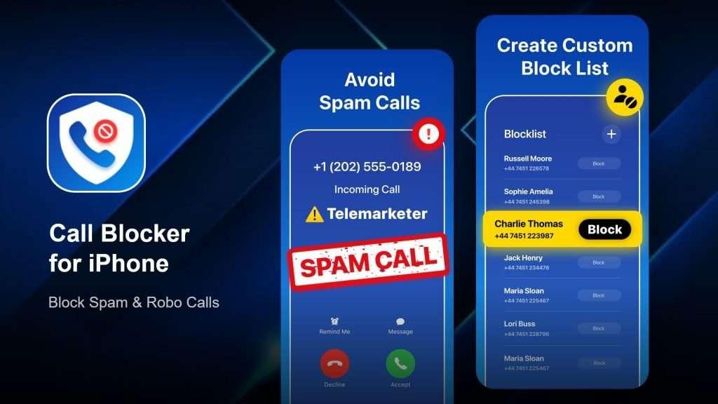 Call Blocker for iPhone