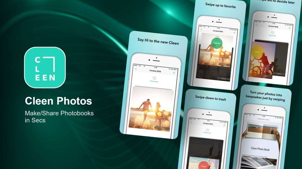 Effective image cleaner app for removing duplicates