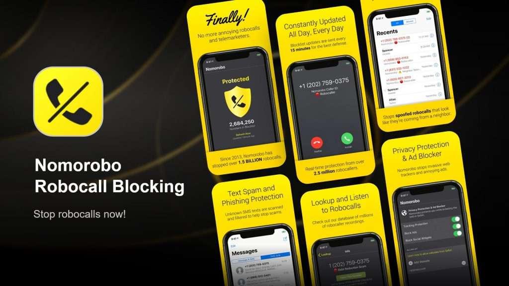 Nomorobo Robocall Blocking