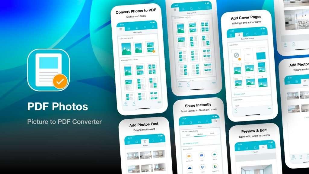 PDF Photos   apps to convert JPG to PDF