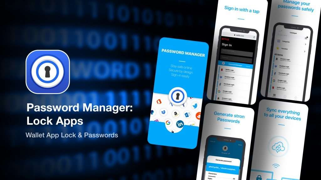 Password Manager Lock Apps