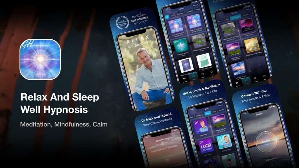 Relax and Sleep Well Hypnosis