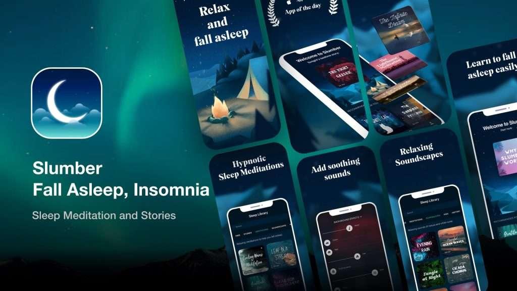 Slumber Fall Asleep, Cure Insomnia