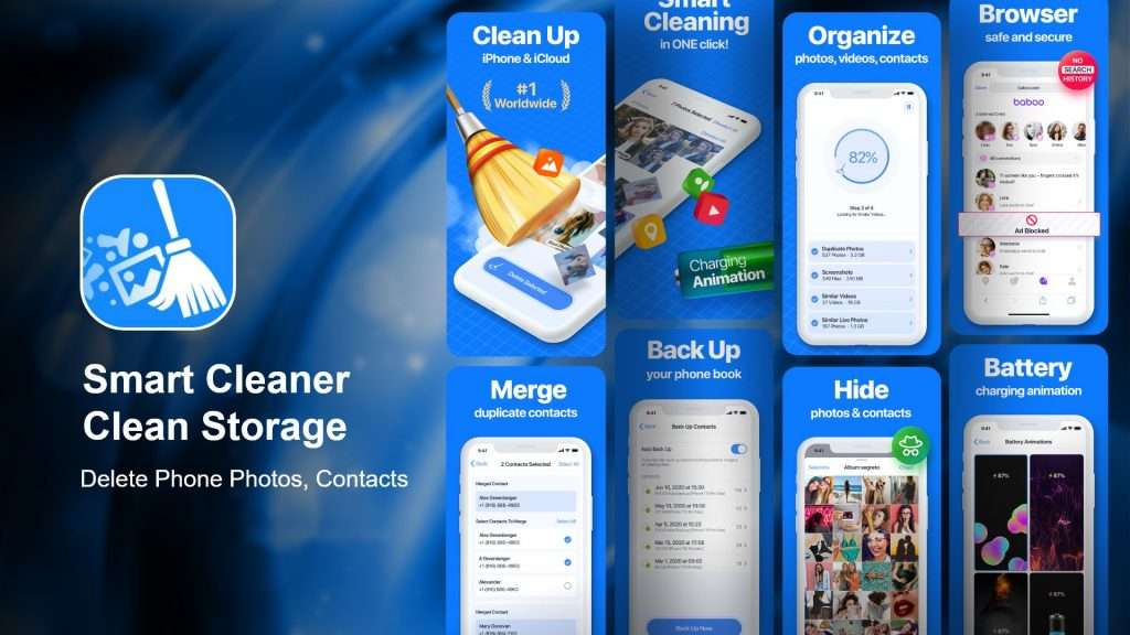 Smart cleaner is one of the best free duplicate file finders