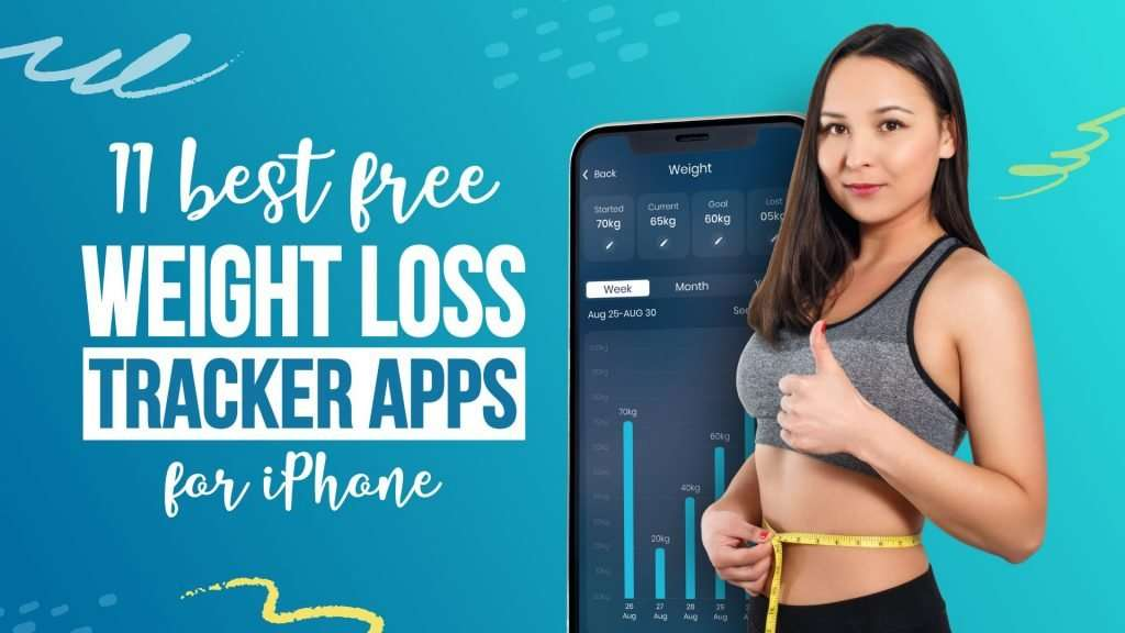 11 best free weight loss tracker apps for iPhone